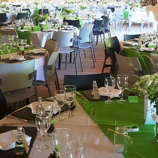Repas mariage bohème annecy chambery